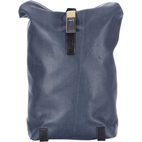 Brooks Pickwick Canvas Selkäreppu Pieni 12l, dark blue/black